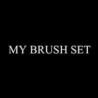 My Make Up Brush Set