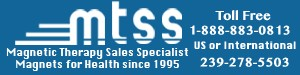 Magnetic Therapy Sales Specialists voucher codes