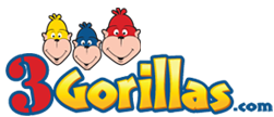 3Gorillas.com voucher codes