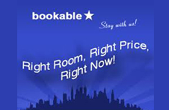 Bookable Hotels